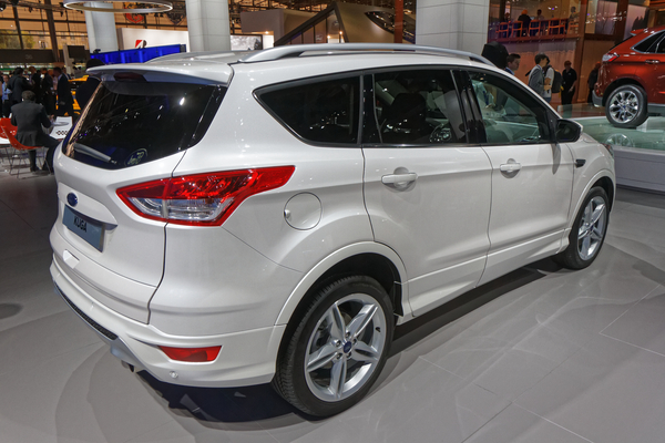 ford kuga 2 0 tdci163 fap titanium 4x4 bva diesel blanc nacre prix 33650 euro voiture neuve. Black Bedroom Furniture Sets. Home Design Ideas