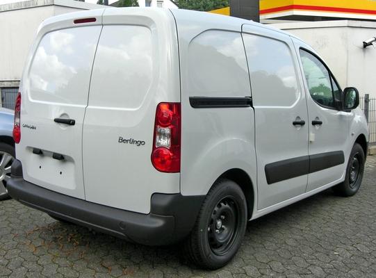 CITROEN BERLINGO II 1.6 E-HDI 90 EXCLUSIVE Diesel