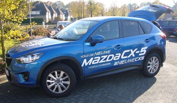 MAZDA CX-5 2.2 SKYACTIV-D 175 SELECTION 4X4 BVA6 Diesel