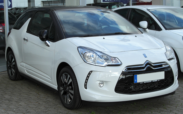 CITROEN DS3 (2) 1.6 BLUEHDI 120 SPORT CHIC Diesel
