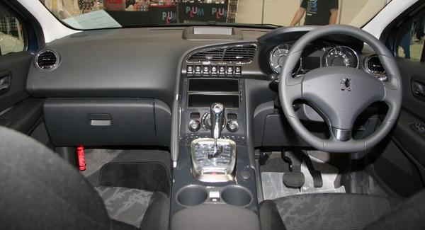 PEUGEOT 3008 1.6HDI 115 STYLE NAVI Diesel