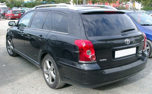 TOYOTA AVENSIS III (2) SW 124 D-4D FAP MC SKYVIEW LIMITED EDITION Diesel