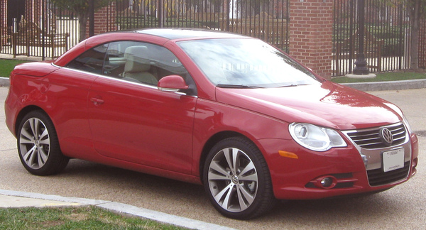 VOLKSWAGEN EOS (2) 2.0 TDI 140 BLUEMOTION TECHNOLOGY CUP Diesel