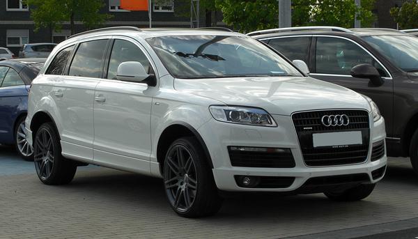 AUDI Q7 (2) 3.0 V6 TDI 245 S LINE 7PL Diesel