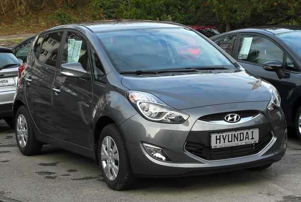 HYUNDAI IX20 1.6 CRDI 115 PANORAMIC SUNSATION Diesel