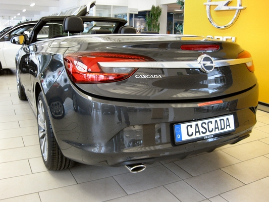 OPEL CASCADA 1.6 TURBO 170 COSMO PACK AUTO Essence