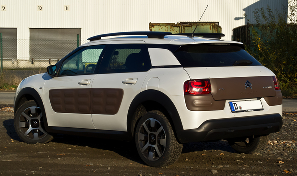 CITROEN C4 CACTUS 1.2 PURETECH 82 FEEL EDITION Essence