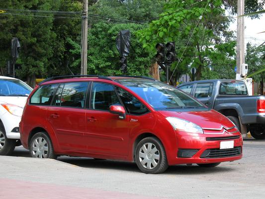 CITROEN GRAND C4 PICASSO (2) 2.0 HDI 150 EXCLUSIVE BVM6 7PL Diesel