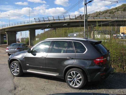 BMW X5 (E70) (2) XDRIVE30DA 245 LUXE Diesel