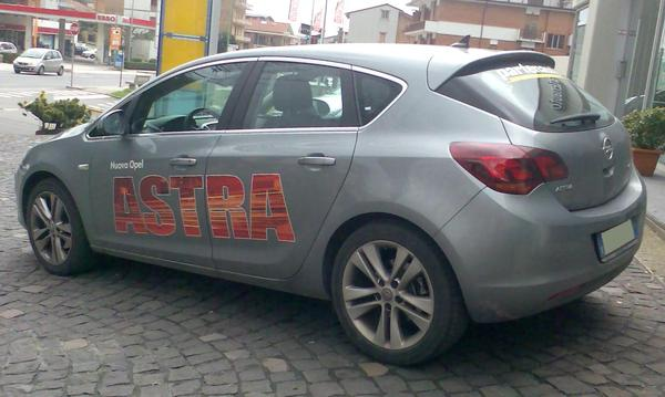 OPEL ASTRA IV (2) GTC 1.6 TURBO 200 S/S SPORT PACK Essence