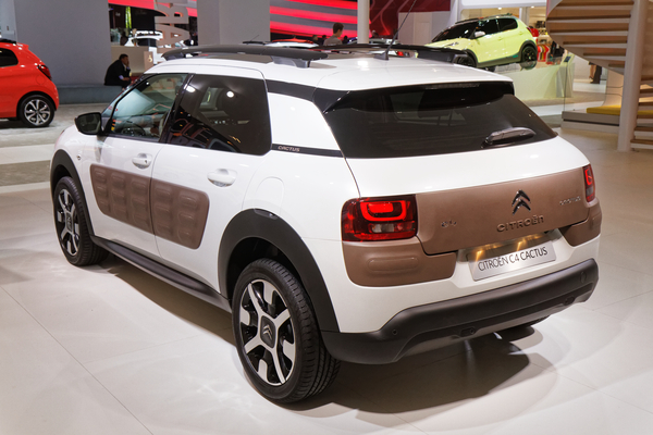 CITROEN C4 CACTUS 1.2 PURETECH 82 SHINE EDITION Essence