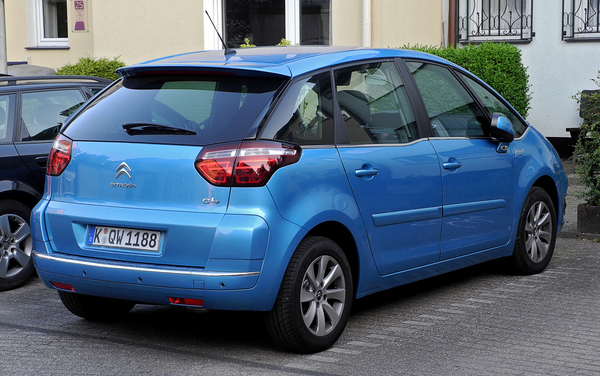 CITROEN C4 PICASSO II 1.6 E-HDI 90 AIRDREAM ATTRACTION ETG6 Diesel