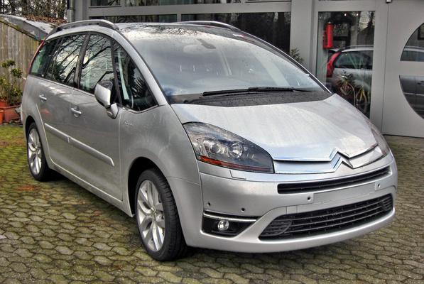 CITROEN C4 PICASSO II 1.6 THP 155 EXCLUSIVE Essence