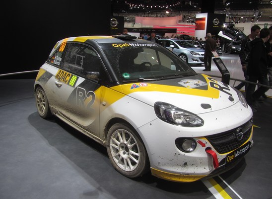 OPEL ADAM 1.4 TWINPORT 100 SLAM Essence