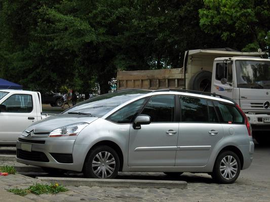 CITROEN GRAND C4 PICASSO II 1.6 E-HDI 115 EXCLUSIVE Diesel