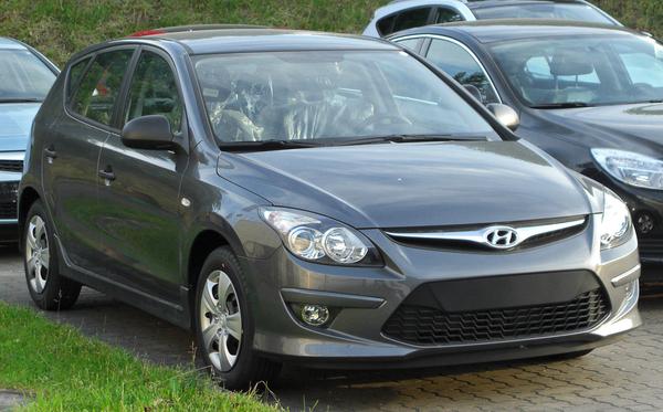 HYUNDAI I30 II 1.6 CRDI 110 GO! BRASIL NAVI Diesel