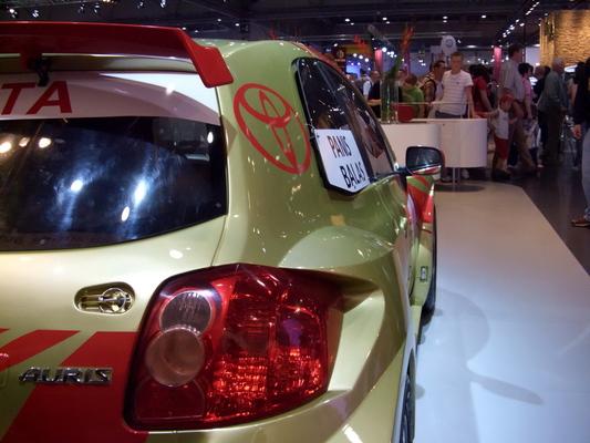 TOYOTA AURIS HSD 136H DYNAMIC Hybride essence électrique