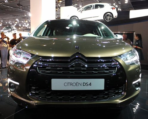 CITROEN DS4 1.6 THP 160 SO CHIC BVA6 Essence