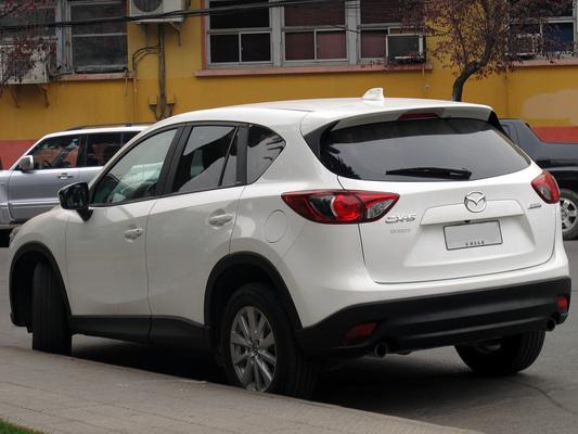 MAZDA CX-5 2.2 SKYACTIV-D 150 HARMONIE 4X2 Diesel